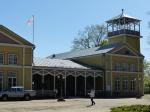 Das Konversationshaus von Kuressaare.