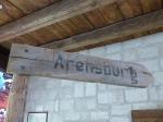 Deutsche Name von Kuressaare: Arensburg.