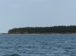 Zwischen den westestnischen Inseln hindurch geht es nach Haapsalu.