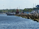 Olympiahafen Tallinn-Pirita.