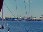 Zur Old City Marine geht es - Oh Wunder! - direkt Richtung Altstadt.