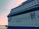 Die Silja Europa. Das letzte Schiff welches Kontakt zur gesunkenen Estonia hatte...