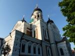 Die Alexander Nevski Kathedrale.