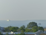 ...Und die Tallinner Bucht.