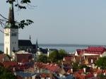 Blick über die Stadt...