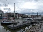 Turku Stadthafen.