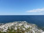 Der freie Blick auf den Bottnischen Meerbusen.