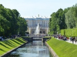 Schloss Peterhof.