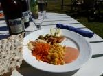Schwedischer Lunch.