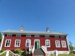 Tullgarden. Das alte Zollhaus. heute Restaurant und Museum