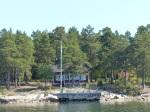 Auf der schwedischen Seite bewegt sich erstmal kein Windhauch.