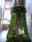 Auch alte Schiffsmotoren sind ausgestellt. Kein Einheitsbrei dieses Museum....