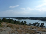 Mariehamn von oben.