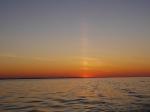 Ein weiterer Sonneuntergang.