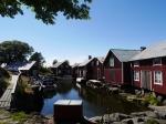 Ein ehemaliges Fischerdorf.