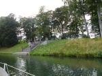 Grab von von Platen. Erbauer des Göta Kanals.