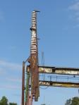 Die verlassenen Industrieanlagen erzählen die Geschichte der Industrialisierung Schwedens.