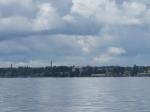 In Karlsborg ist noch alles ruhig.