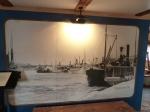 Das Kanalmuseum zeigt noch mal Kanalidylle pur.
