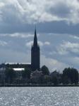 Der Dom von Mariestad.