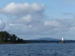 Der Kinnekulle Berg. EIne weithin sichtbare Landmarke am Vänern.