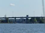 Die Brücken von Vänersborg.