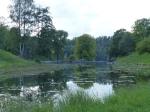 """Schleusenpark. Der Vor""""hafen"""" der zweitern Stufe."""