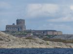 Die Carlsten Festung von Marstrand.